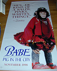 Babe: Pig in the City (1998) Zootie