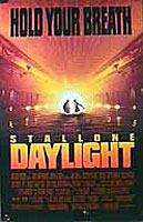 Daylight (1996) movie poster