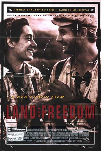 Land and Freedom (Tierra y libertad) (1995)