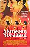 Monsoon Wedding (2001) movie poster