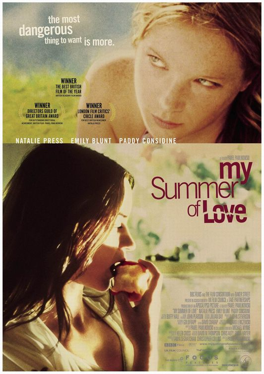 My Summer of Love (2005) movie poster