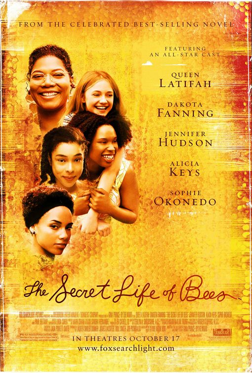 Secret Life of Bees (2008) movie poster