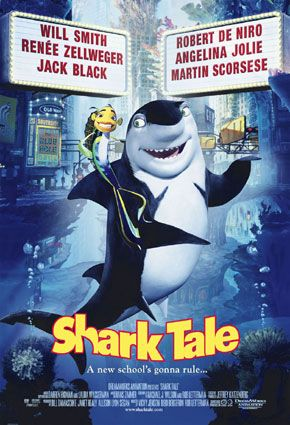 Shark Tale (2004) - Marquee