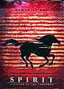 Spirit: Stallion of the Cimarron (2002) - ADV