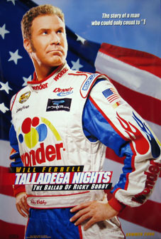 Talladega Nights: The Ballad of Ricky Bobby (2006) - ADV