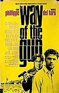 Way of the Gun (2000) movie poster