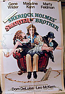 The Adventures of Sherlock Holmes' Smarter Brother (1975)