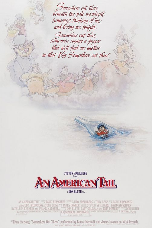 An American Tail - advance (1986)