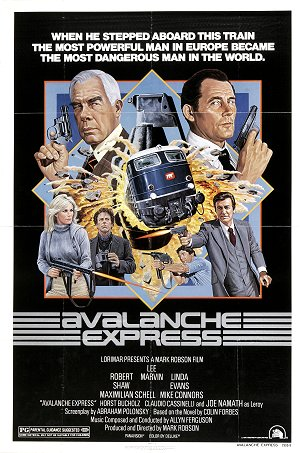 Avalanche Express (1979)