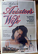 The Aviator's Wife (1981)