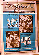 Four Hundred Blows - Jules and Jim (1959/1961) (R?)