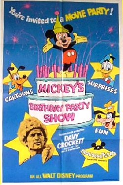 Mickey's Birthday Party Show (1978)