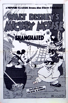 Mickey Mouse in Shanghaied (1974)