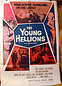 Young Hellions (High School Confidential) (1958) (R1961)