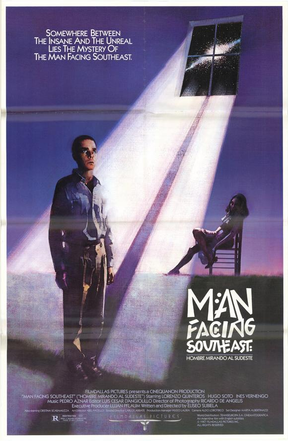 Man Facing Southeast (1986)