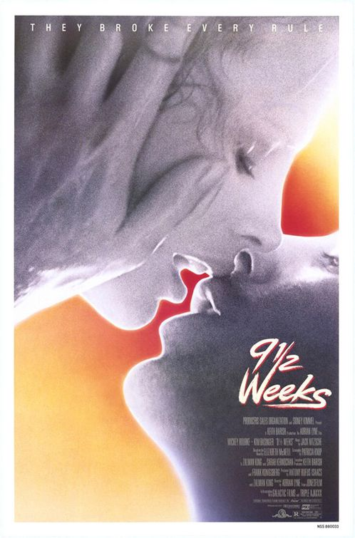 Nine 1/2 Weeks (9 1/2 Weeks) (1986)